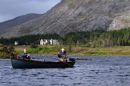 Lough Inagh Lodge Hotel | Connemara | Originally an 1880 Fishing Lodge